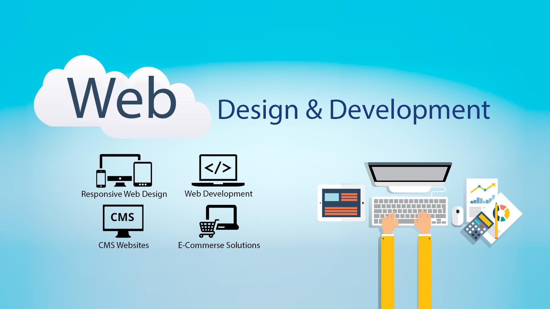 web design & Web coding